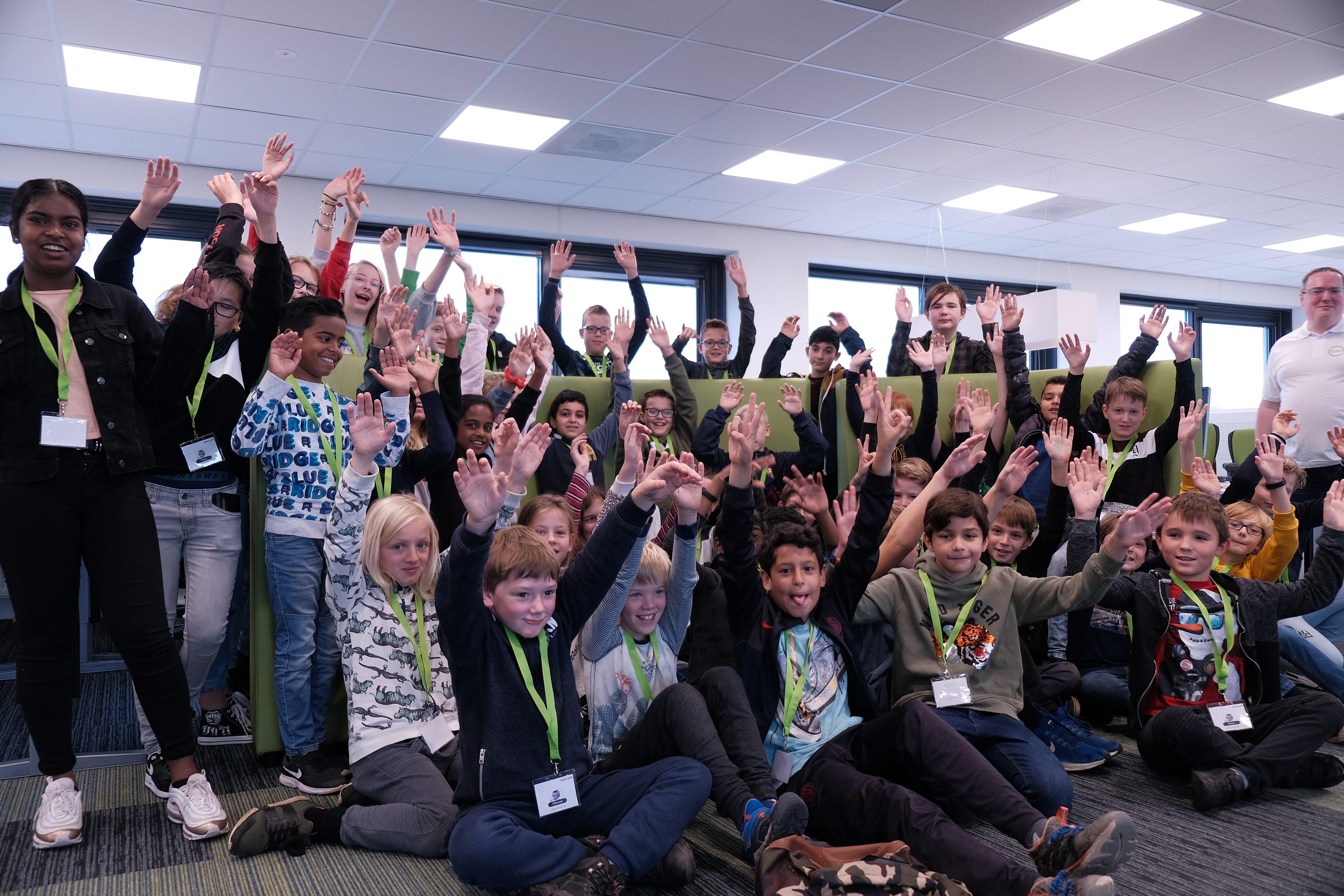 Screenshot Open Web - Devoxx4Kids - Kinderen - Leren - Programmeren
